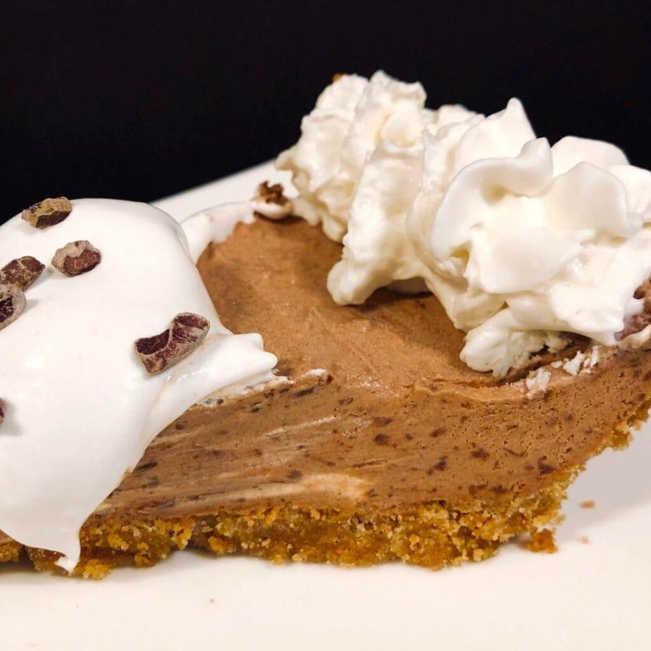 vegan chocolate dream pie