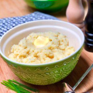 simple vegan mashed potatoes