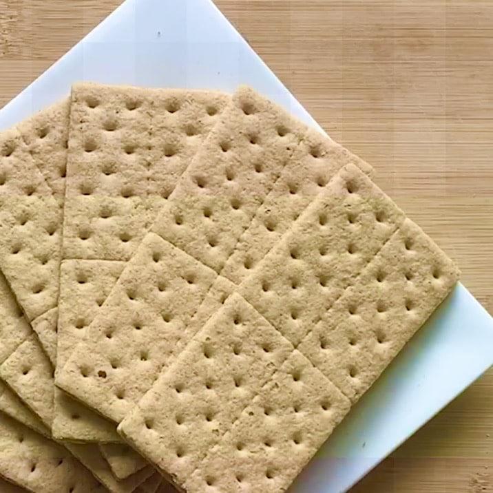 vegan graham crackers