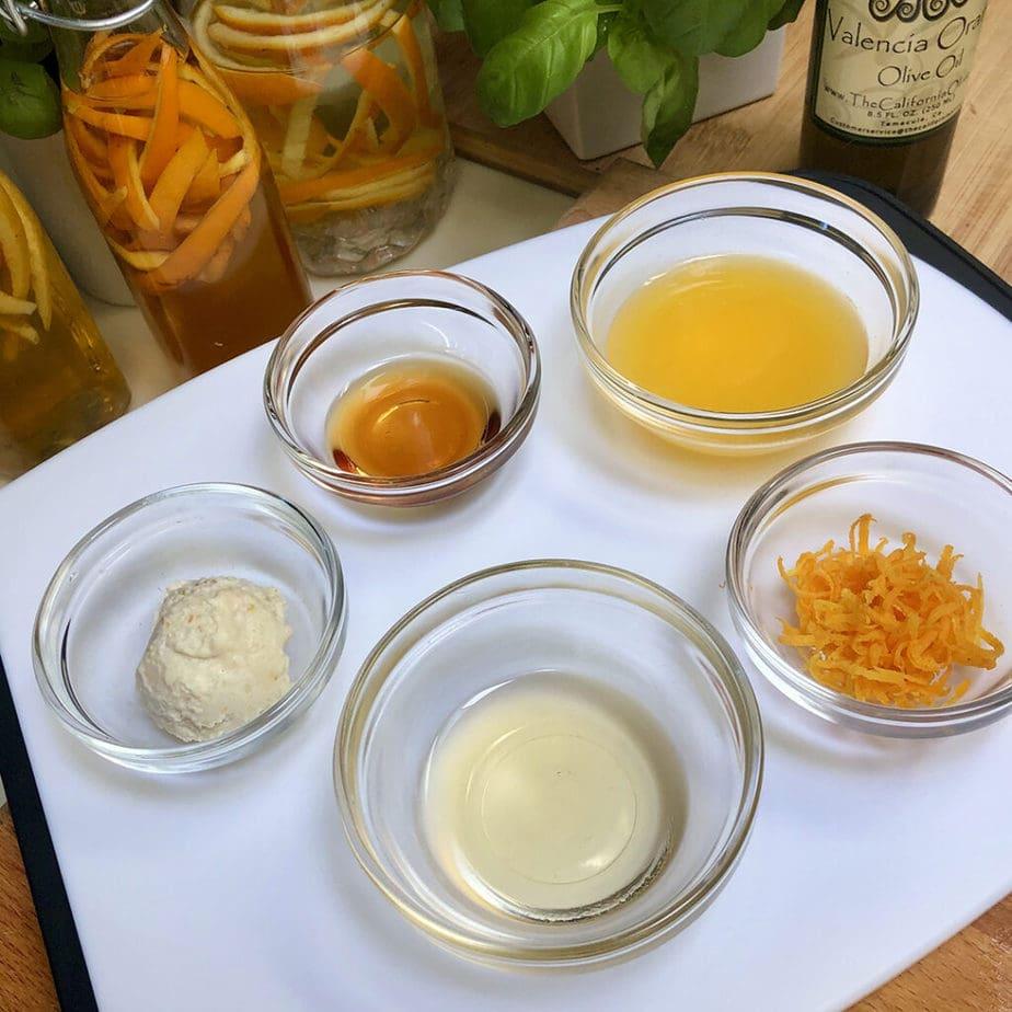 orange sauce ingredients