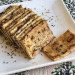 vegan savory herbed tofu