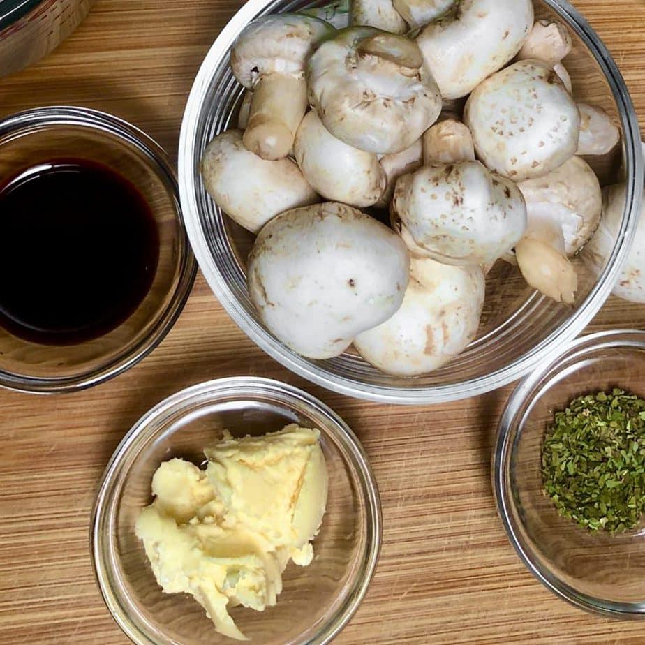 vegan mushroom gravy ingredients