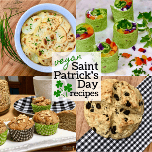 Vegan Saint Patrick's Day Recipes