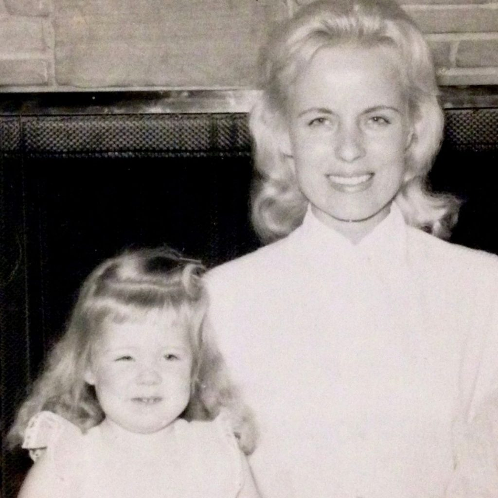 Dori Edwards and daughter Connie Edwards McGaughy.